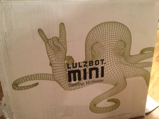 Box with Lulzbot
